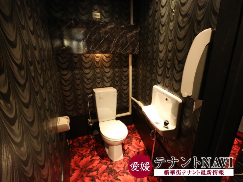 【南側】洗面所&トイレ